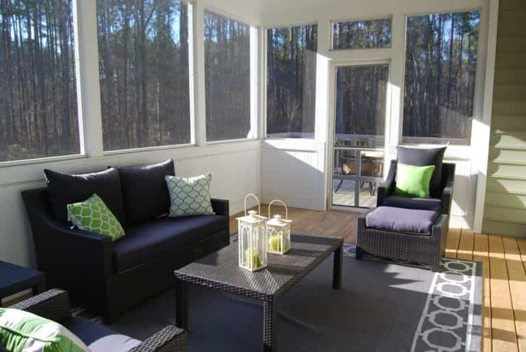 Cómo usar tu balcón o terraza en invierno