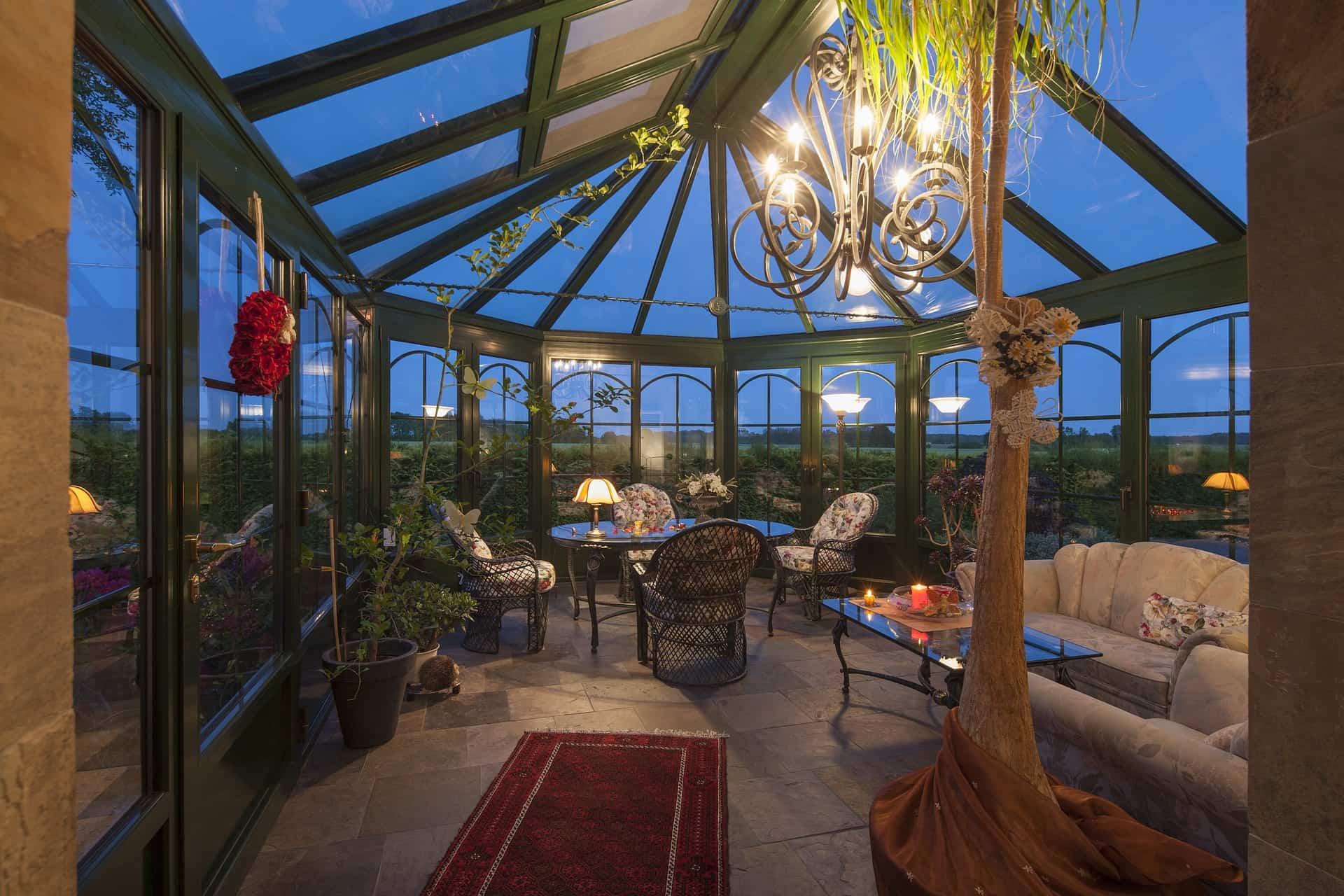 como usar el balcon o terraza en invierno
