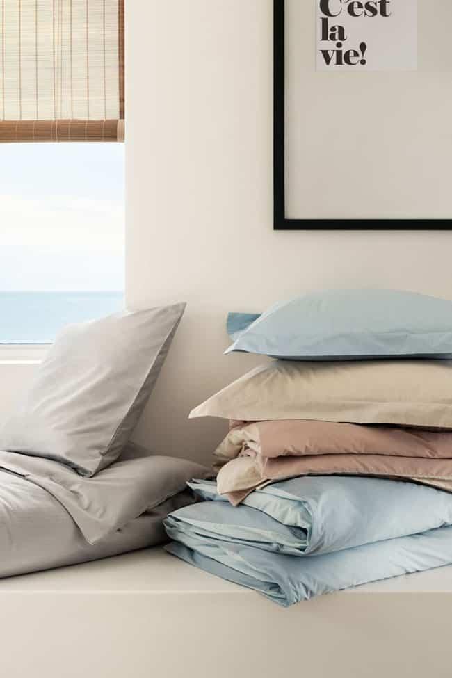 cuidar la ropa de cama