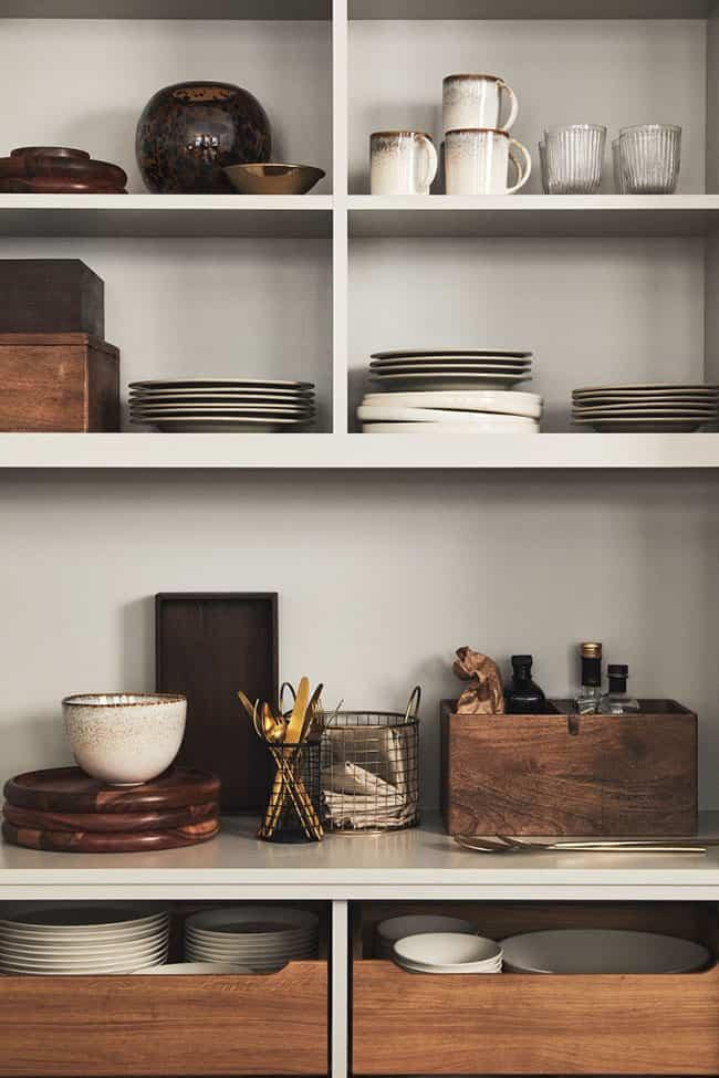 5 formas sencillas que funcionan para darle vida a la cocina 4