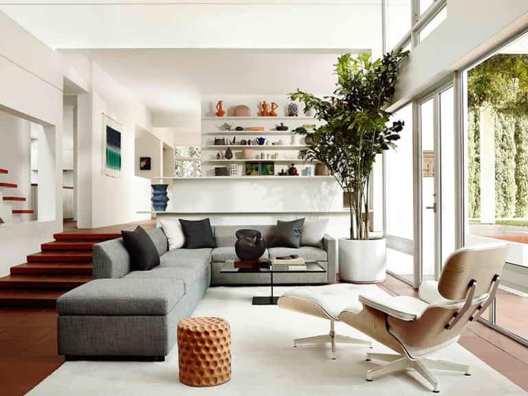 5 ideas mid-century modern para revitalizar la decoración de tu casa