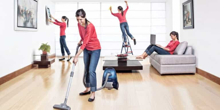 4 errores de limpieza que estás cometiendo sin saberlo