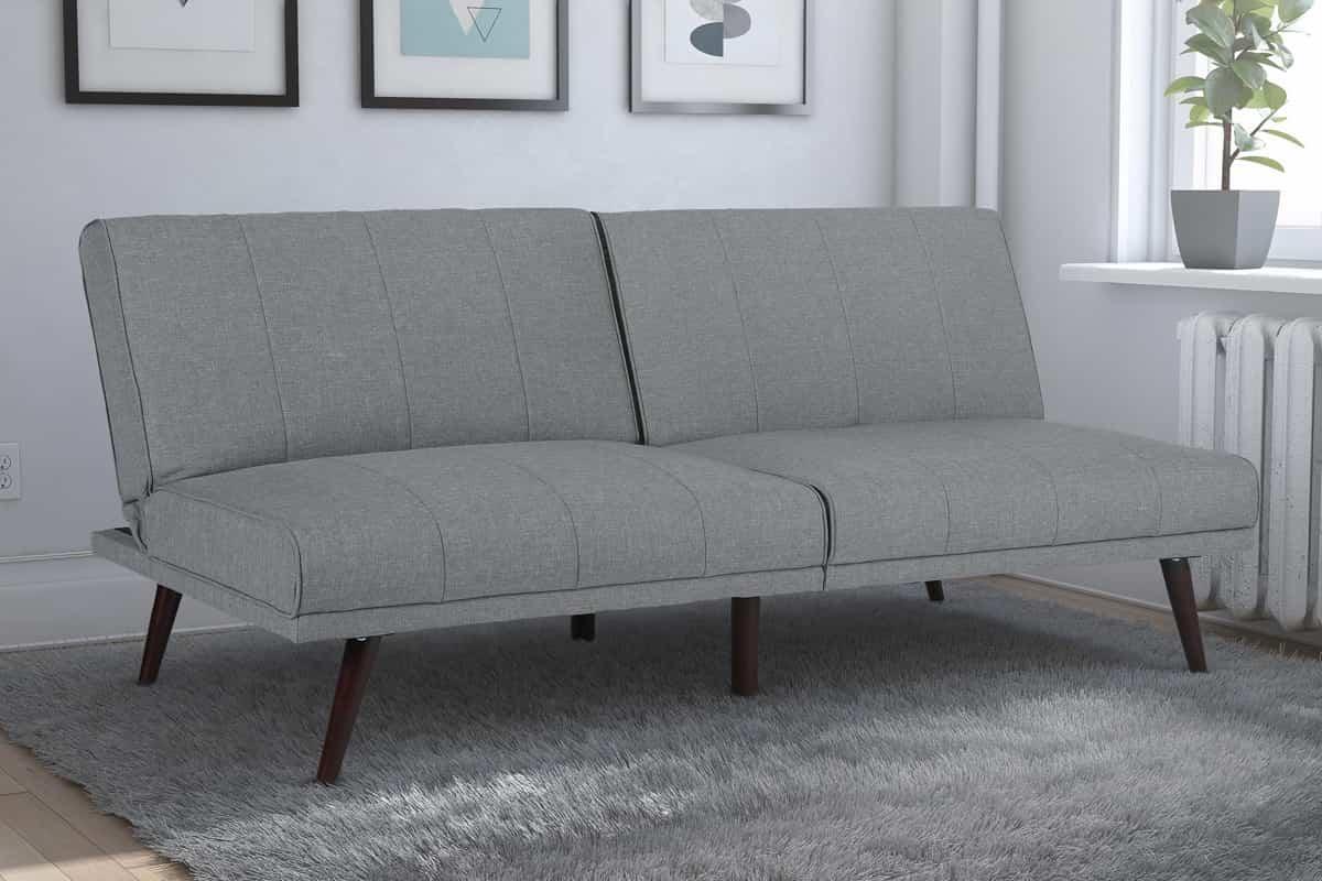 futon gris