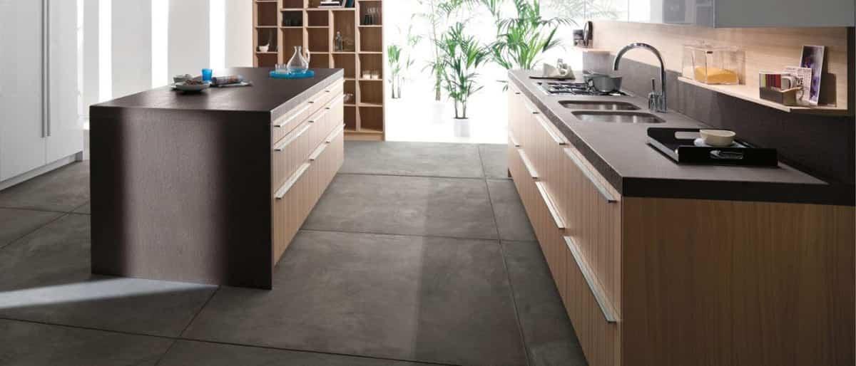suelo de cocina