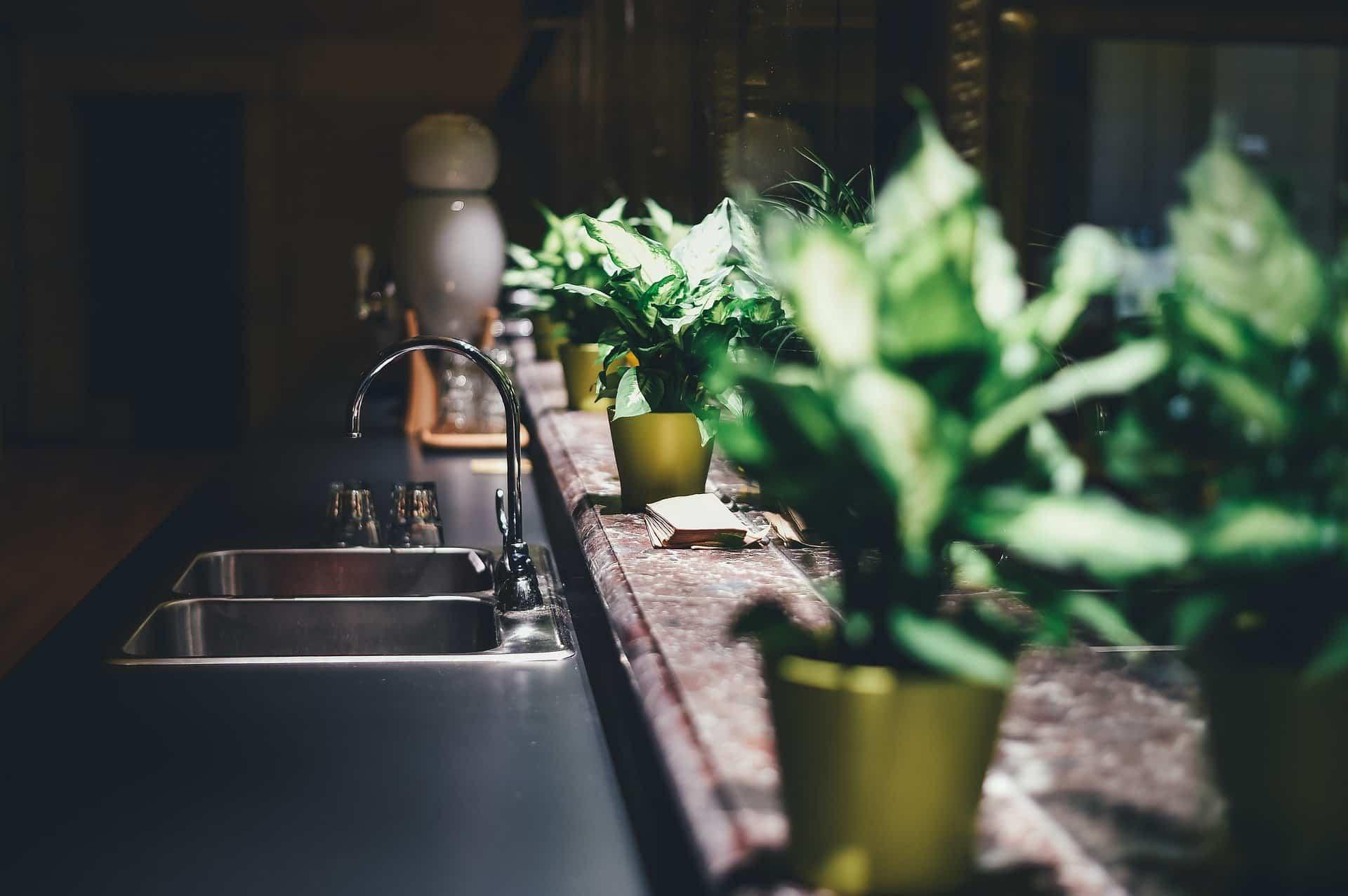 desinfectar cocina del coronavirus
