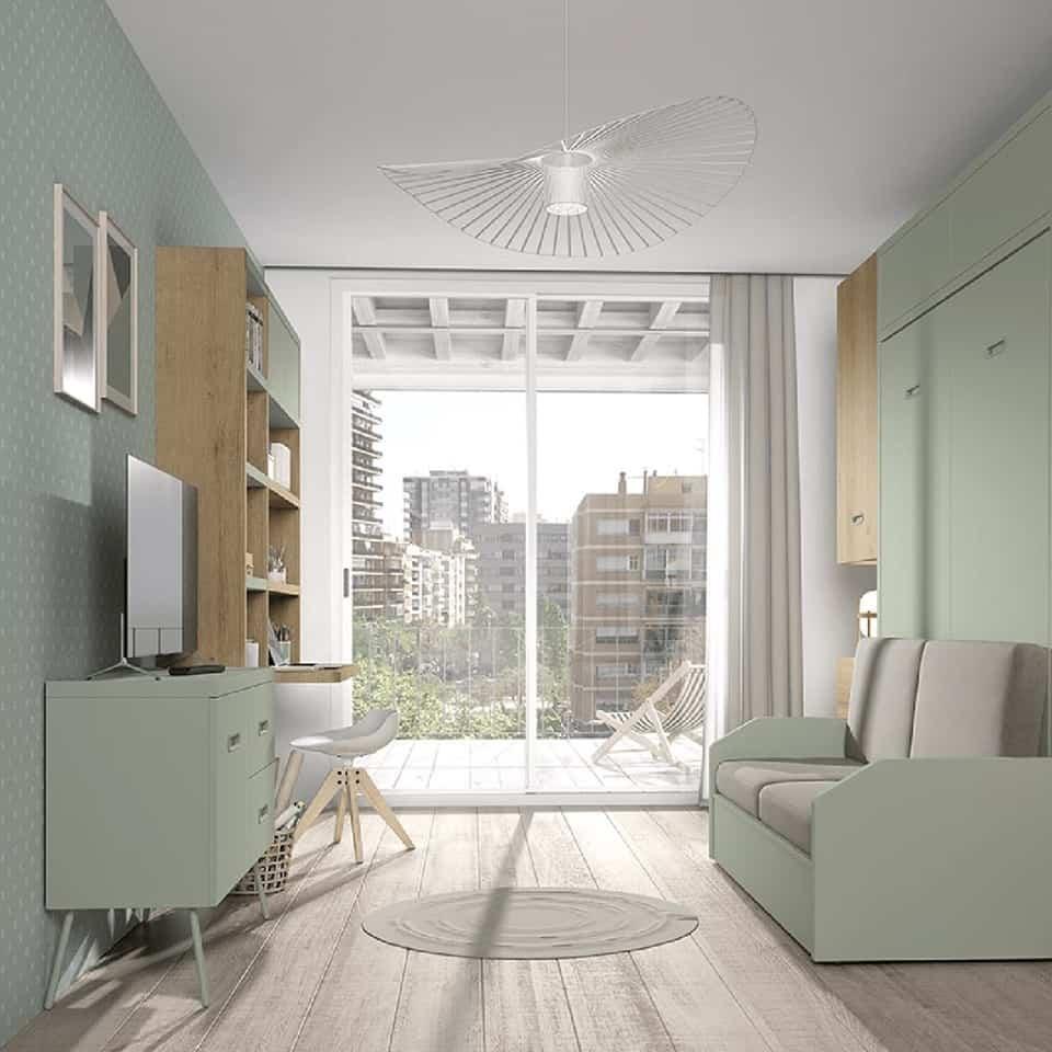 Pintar, cambiar las cortinas y renovar una habitación, las reformas más habituales en verano 8