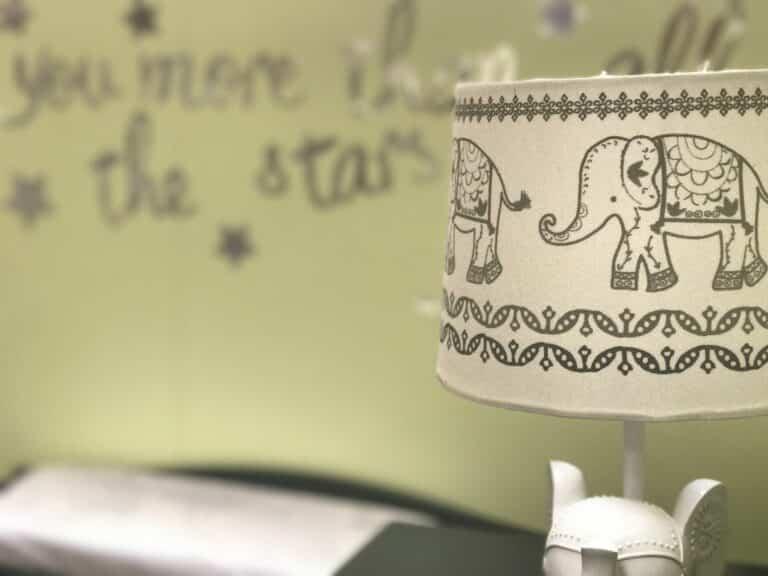 Ideas low cost para redecorar una habitación infantil