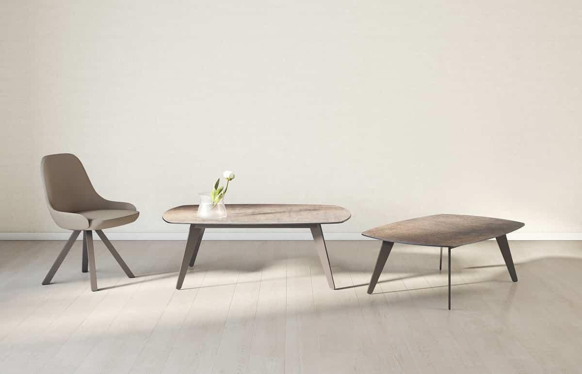 INFINITY MINI de CANCIO, nueva mesas auxiliares de la marca