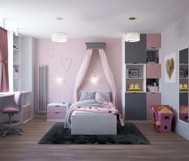10 claves para diseñar el mejor dormitorio infantil