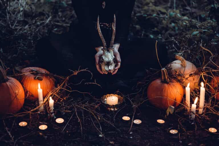 7 ideas para decorar tu salón en Halloween