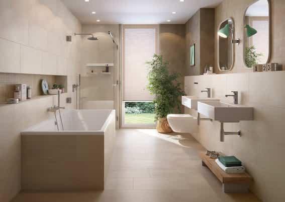 Espejos para hacerte soñar en el cuarto de baño