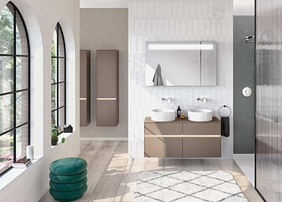 Espejos para hacerte soñar en el cuarto de baño 10