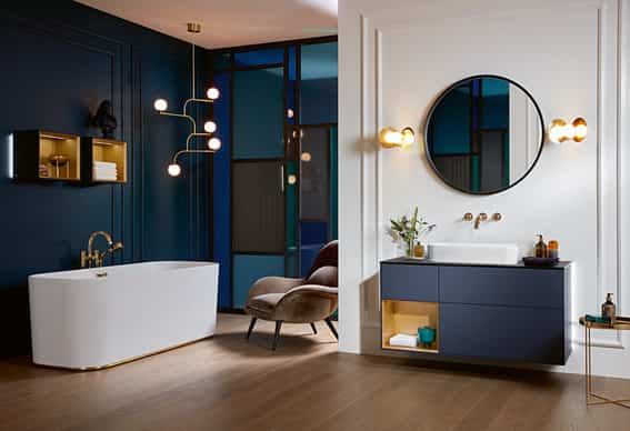 Espejos para hacerte soñar en el cuarto de baño 11