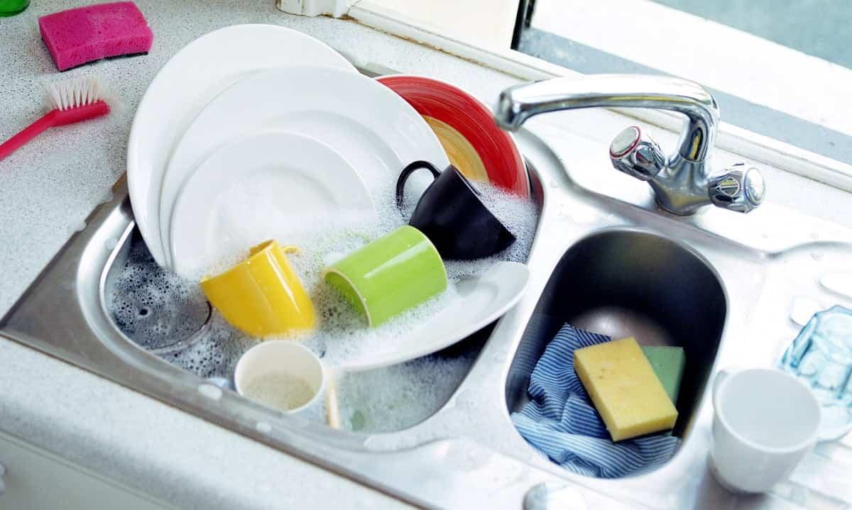 Lava los platos con mayor eficacia 1