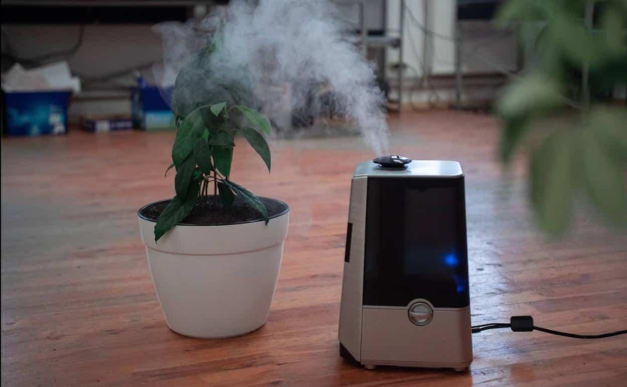 Purificadores de aire para respirar aire limpio en espacios cerrados