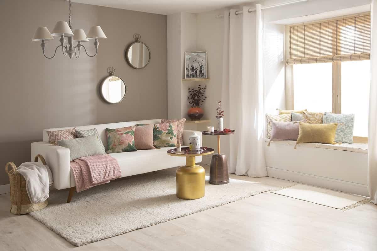 Novedades para la decoración de tu salón en invierno 8