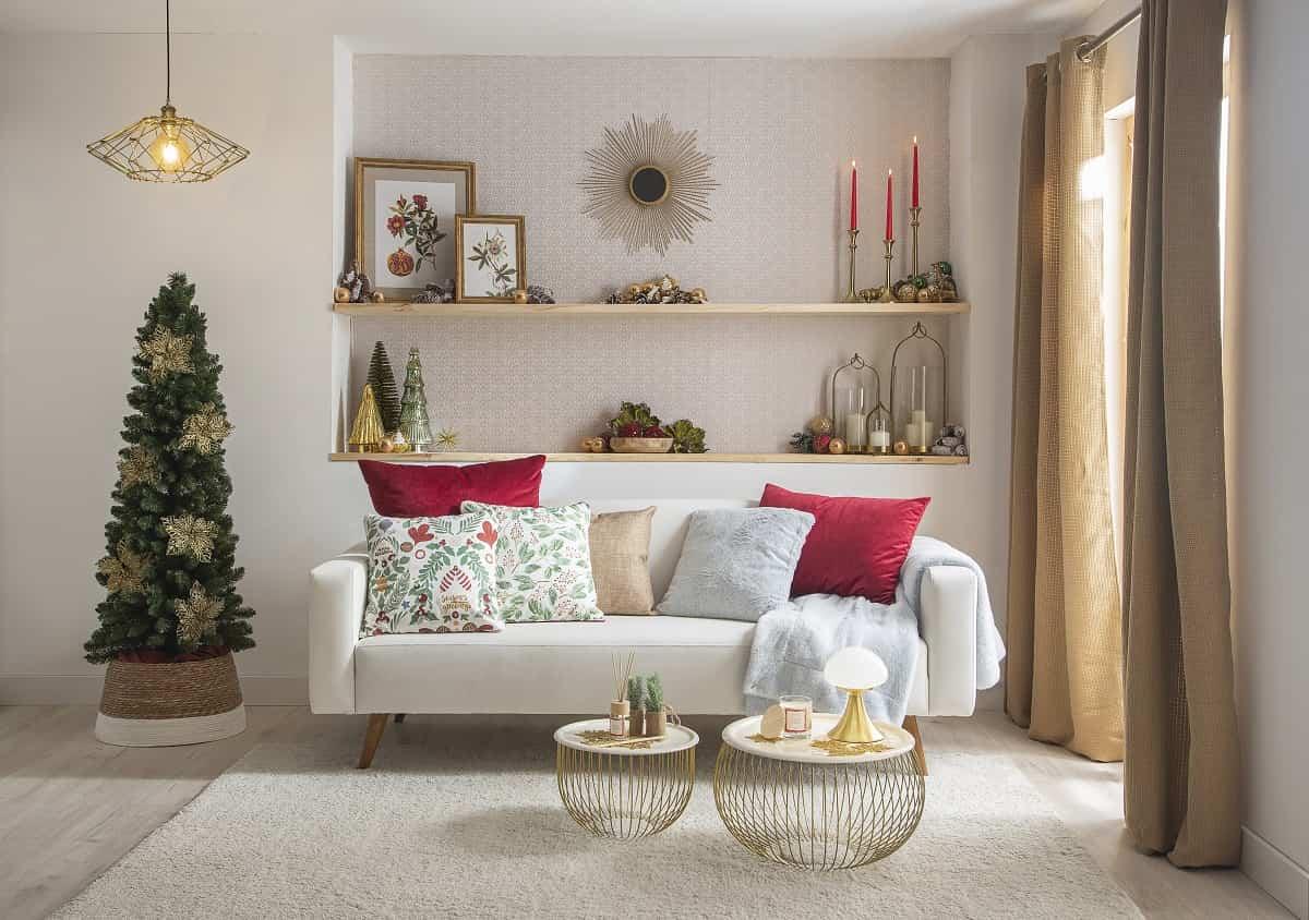 Novedades para la decoración de tu salón en invierno 9