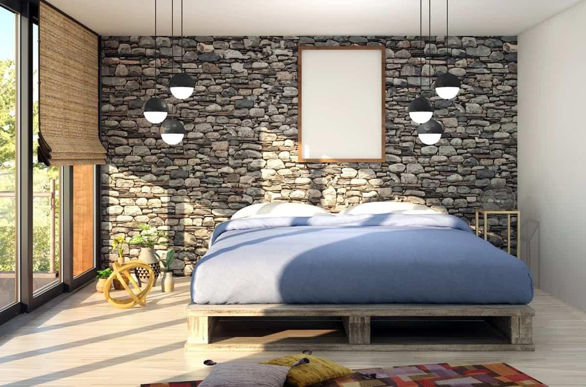 Cómo organizar un dormitorio pequeño sin nada de desorden 2