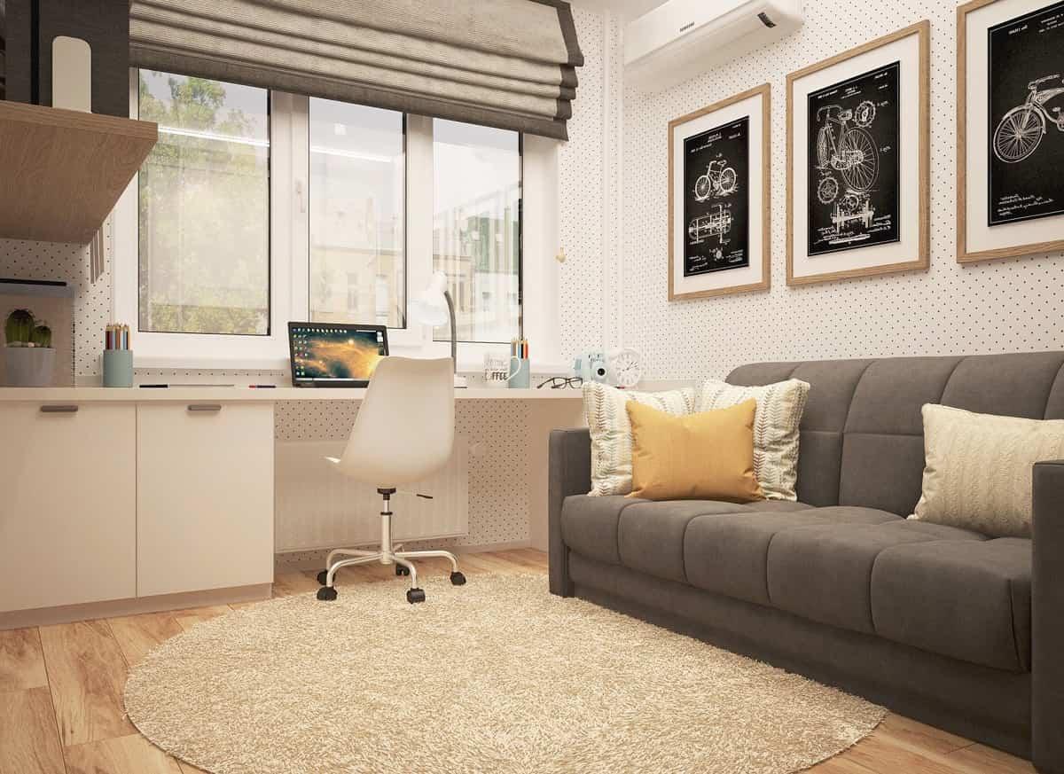 Cómo colocar tu alfombra correctamente en tu sala de estar 3
