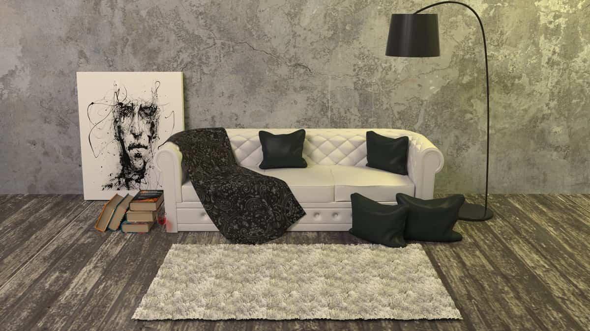 Cómo colocar tu alfombra correctamente en tu sala de estar 1