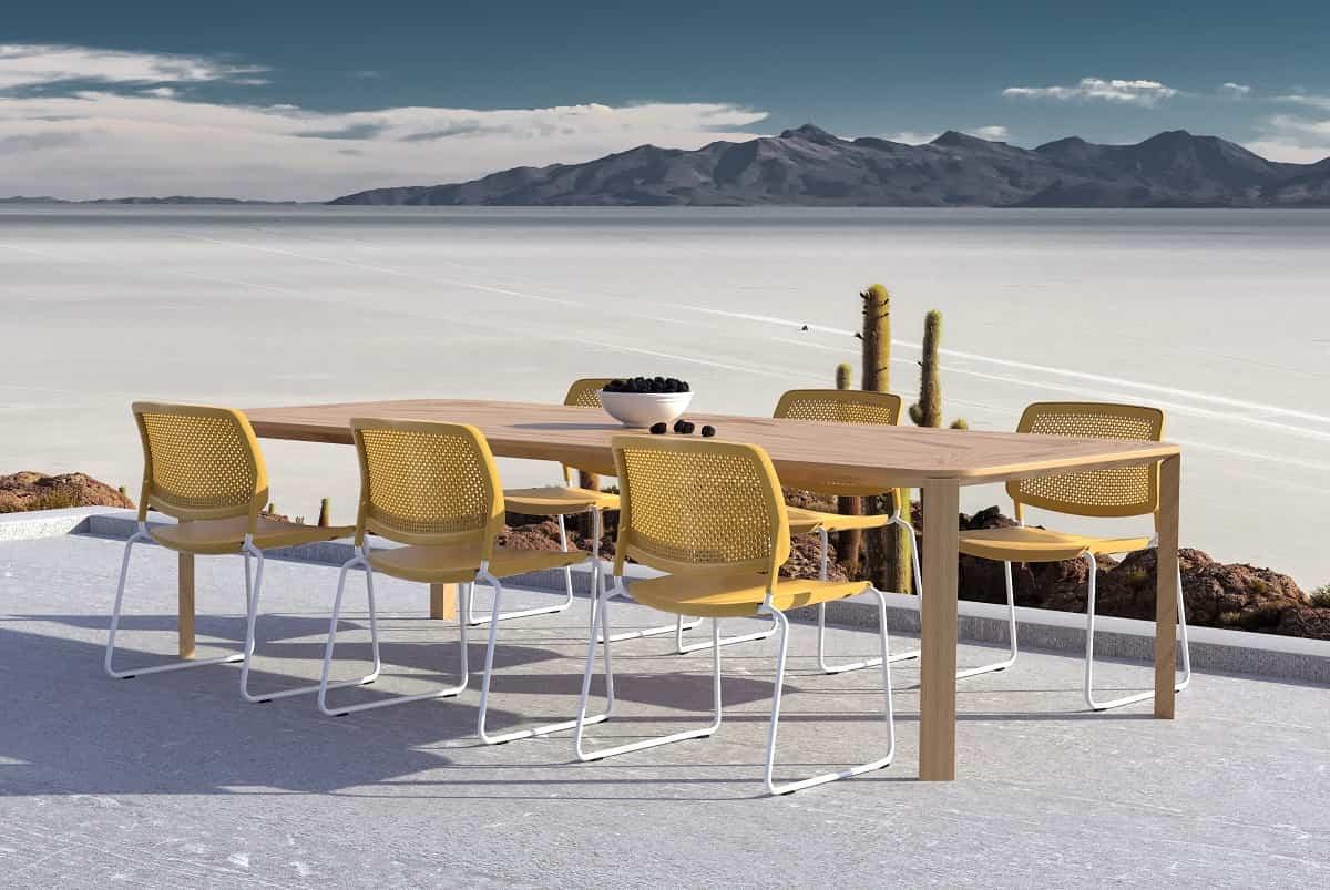 Barú, la silla adaptada a la versatilidad de la oficina de Ximo Roca 3