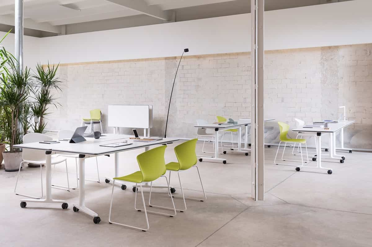 Espacios de trabajo híbridos, seguros y sostenibles 5