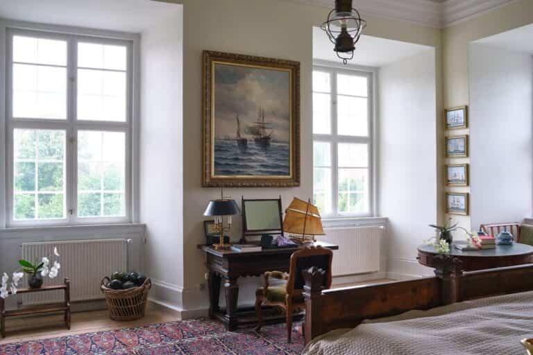 Cómo decorar tu dormitorio con estilo vintage