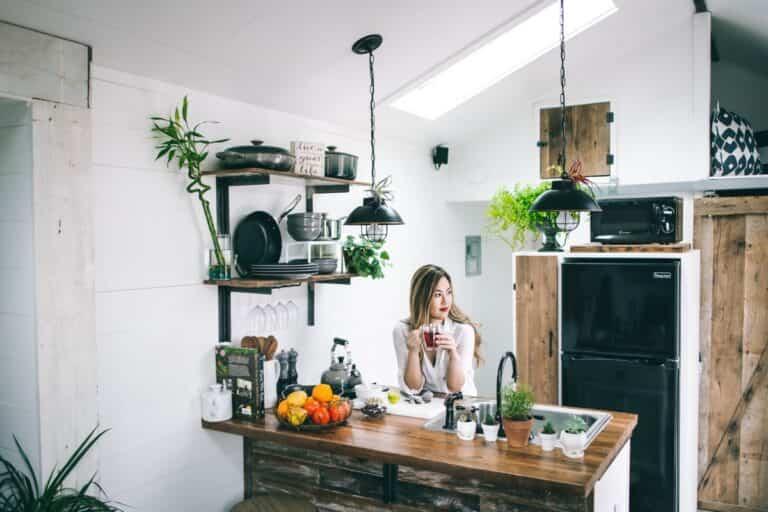 8 plantas de interior ideales para tu cocina