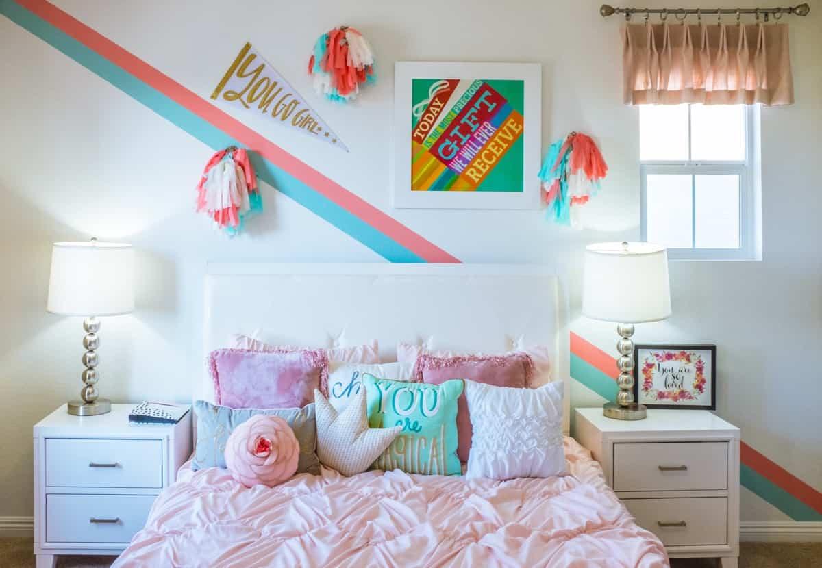 técnicas de pintura decorativa para la casa