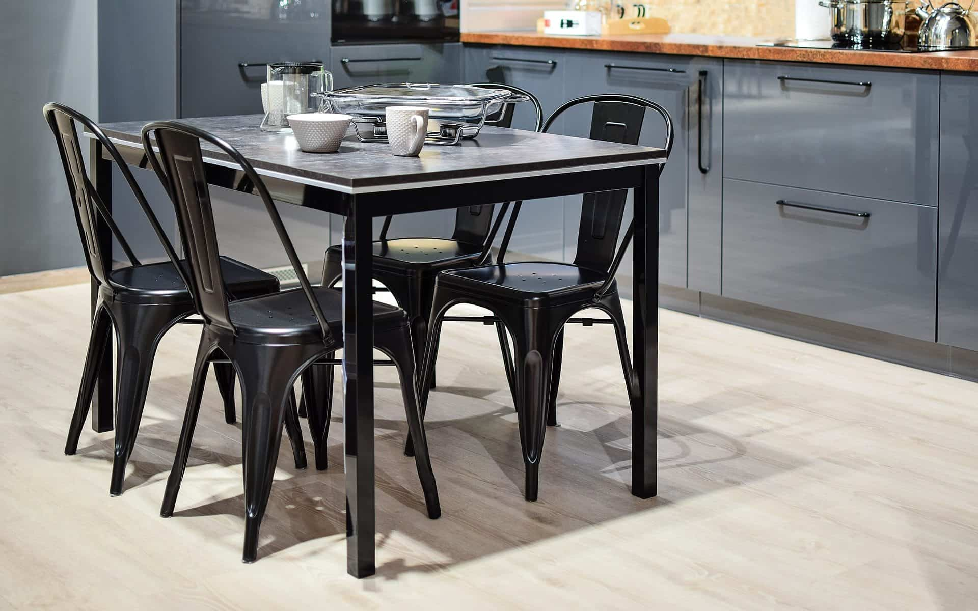 ¿Cuáles son las mesas de comedor más elegidas? 1