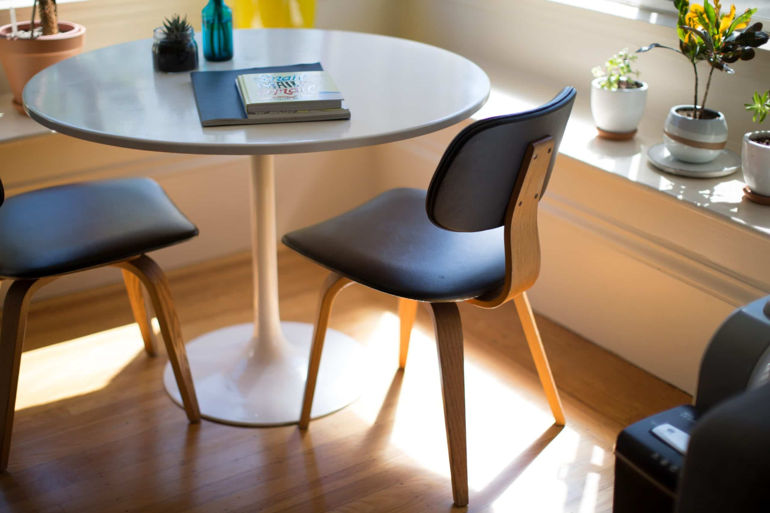 ¿Cuáles son las mesas de comedor más elegidas? 2